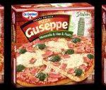 """Dr. Oetker zaprasza w kulinarną podróż z nową pizzą Guseppe """"Smaki Świata"""""""