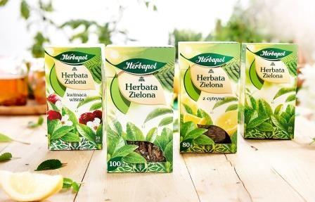 3. Herbapol_herbaty zielone