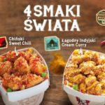 Smaki świata na wyciągnięcie ręki!  4 Smaki Świata w KFC