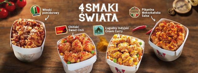 KFC 4 Smaki Świata