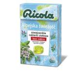 Moc szwajcarskich ziół, czyli cukierki marki Ricola