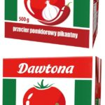 Przecier pomidorowy Dawtona – klasyka w nowym wydaniu
