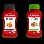 Nowości Dawtony: ketchup bardzo pomidorowy