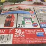 Tesco ponownie daje klientom 30 zł rabatu na zakupy