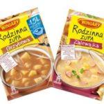 NOWE smaki Rodzinnych Zup od marki WINIARY