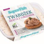 Nowość: SuperFish Twarożki ricotta z łososiem i tuńczykiem