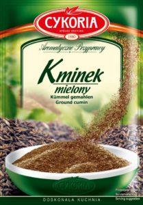 kminek-mielony
