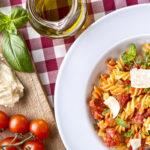 Włoska kuchnia na rozgrzewkę