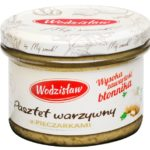 Pasztet warzywny z pieczarkami Wodzisław