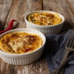 Omlet z warzywami na weekendowe śniadanie – poleca Marco Ghia
