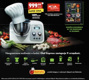 Thermomix opinie 2016