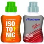 Zastrzyk energii z syropami SodaStream