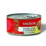 Pysznie, zdrowo, pomysłowo, czyli Tuńczyk w kawałkach w oleju słonecznikowym marki King Oscar