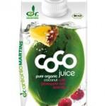 """Kokosowy mix – nowy napój """"Coco Drink Ananas & Acerola"""" marki dr Antonio Martins"""