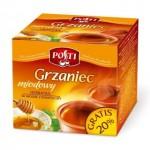 Kubek miodowej słodyczy na rozgrzewkę – Grzaniec Miodowy firmy POSTI