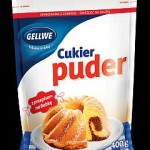 Cukier puder od Gellwe – słodkie ukoronowanie domowych ciast  i deserów