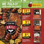 Czas na grill – Biedronka ze specjalną ofertą produktów na majówkę
