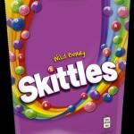 Nowy smak tęczowych cukierków – Skittles® Wild Berry