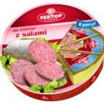 SERTOP – krążki salami