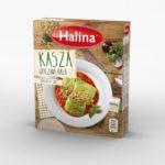 Kasza gryczana biała marki Halina – nowy smak tradycyjnych potraw