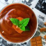 CYKORIA –  budyń czekoladowy
