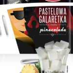 Galaretka Pastelowa o smaku Pinacolada – Wodzisław