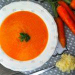SERTOP – krem marchewkowy z kaszą jaglaną