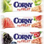 Corny Big Fruit – sezon na owocowe pyszności