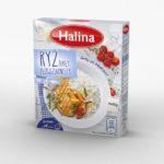 Obiad doskonały? Tylko z ryżem białym marki Halina