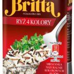 Uatrakcyjnij swoje dania z ryżem 4 kolory marki Britta