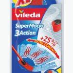 Mop 3 Action Velour XL – najbardziej zaawansowany technologicznie mop paskowy Viledy, teraz jeszcze lepszy