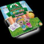 Nowe opakowanie, ten sam pyszny smak – parówki dla dzieci Kubusie od firmy Gzella