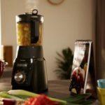 Miksowanie i gotowanie w jednym urządzeniu